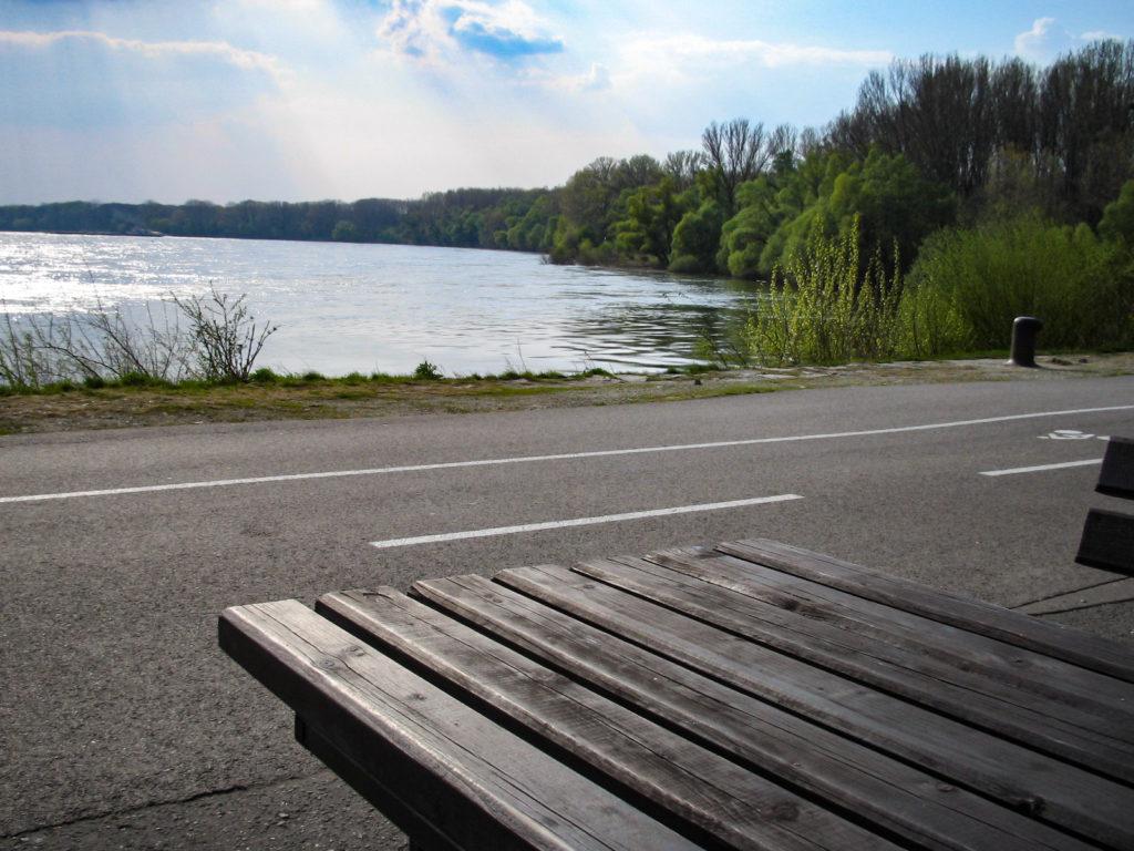 ドナウ川の写真