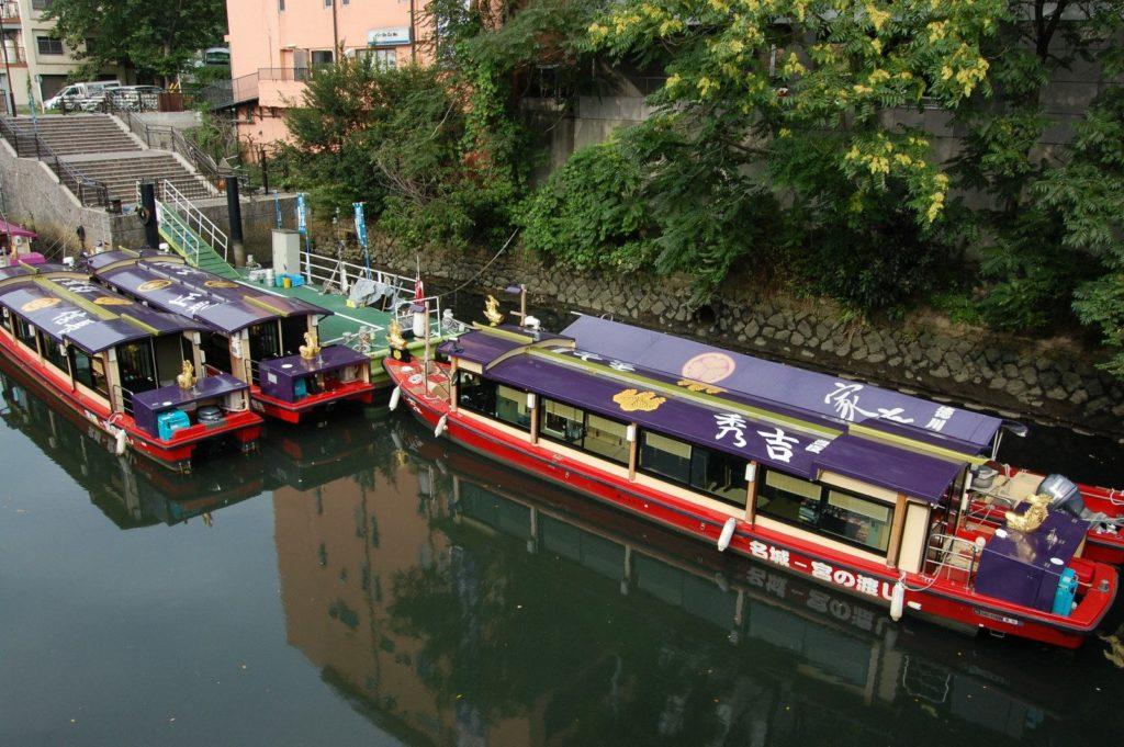 屋形船(名古屋)観光スポット