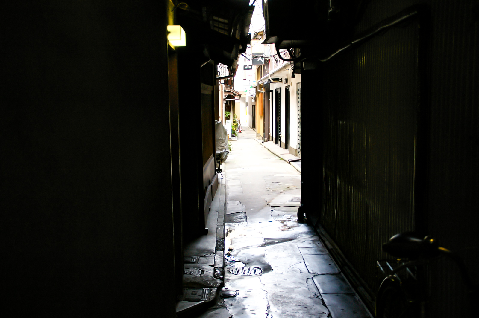 裏路地 京都