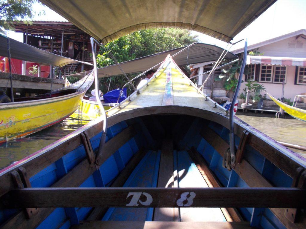 いかだ 舟:タイ王国