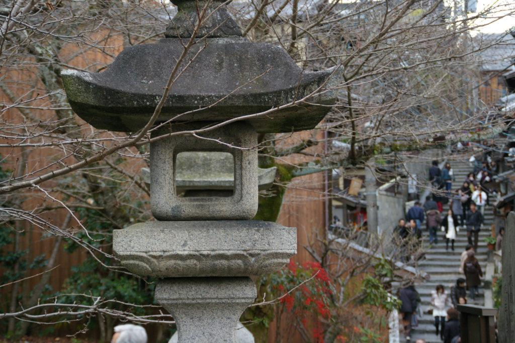 灯篭(京都)
