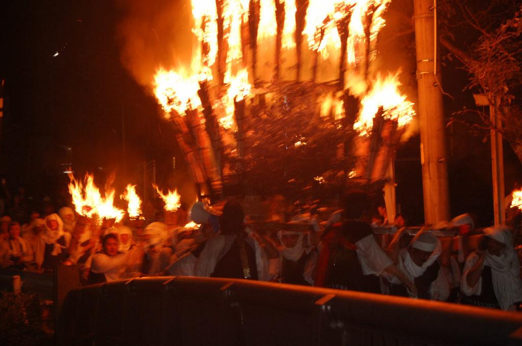 僧兵祭り 冬の祭り