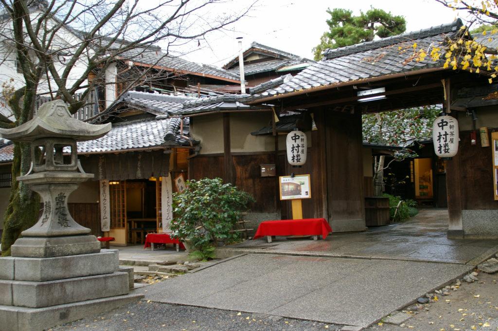 町並み 京都