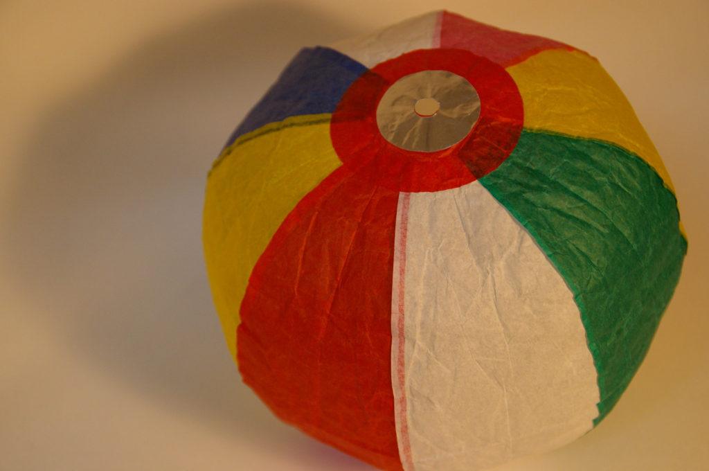 紙風船:意外な使い方
