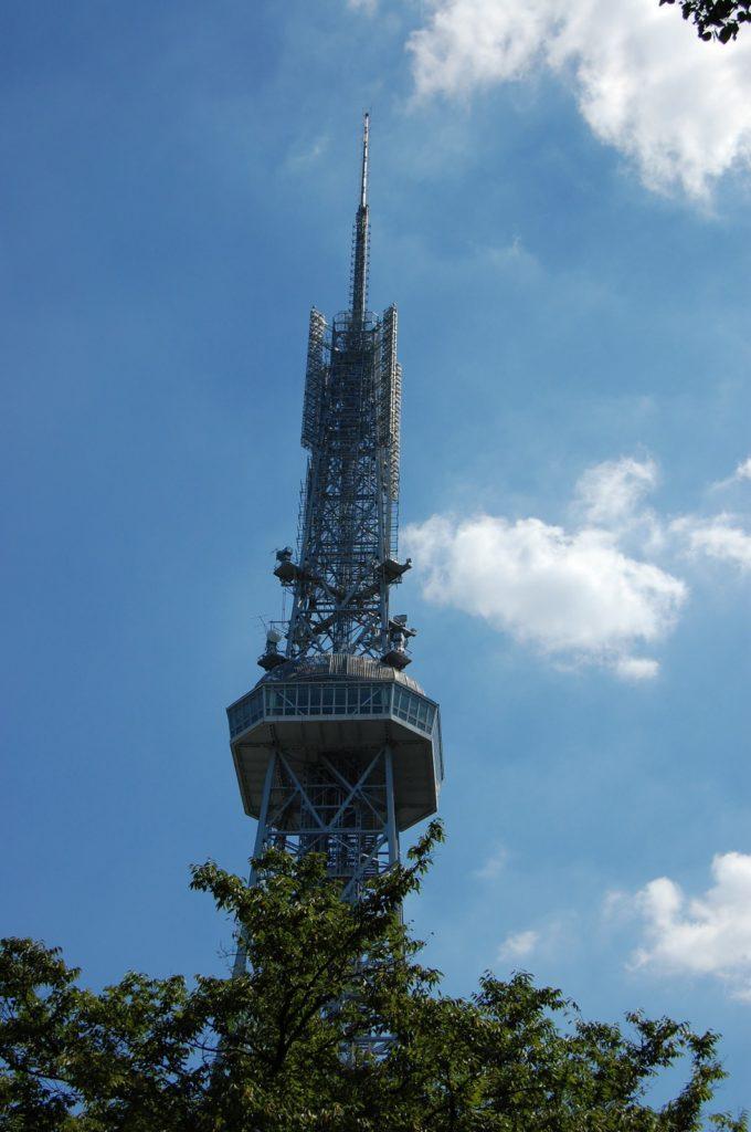 名古屋のシンボル:名古屋テレビ塔