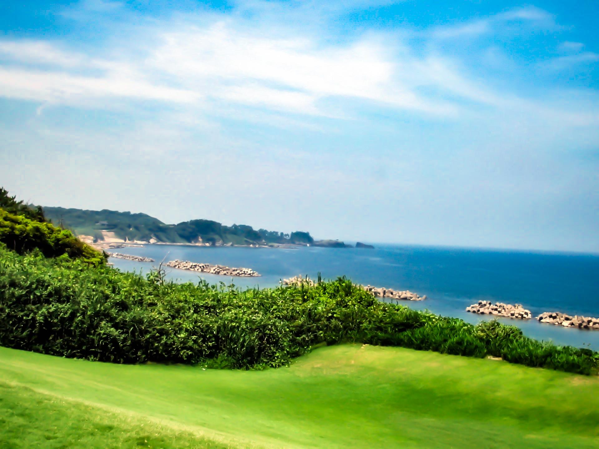 福井県の海岸